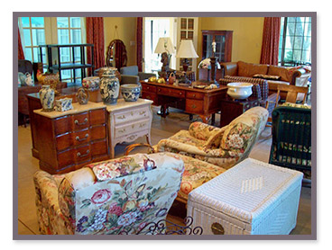 Estate Sales - Caring Transitions of NW Houston